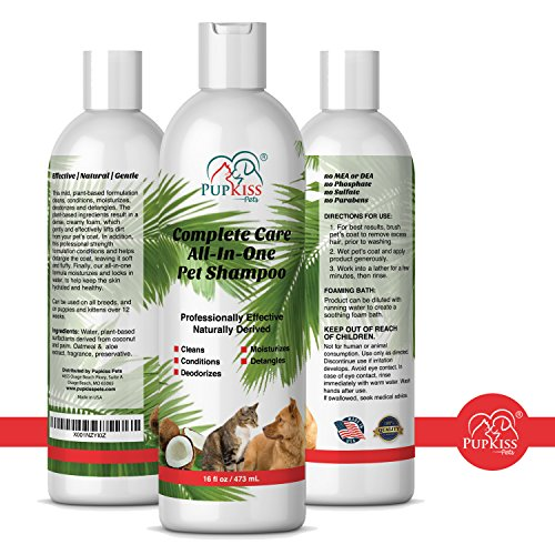 Professional-All-in-One-Natural-Dog-Shampoo-for-Healthy-Skin-Coat-Plant-Based-Pet-Shampoo-For-Dogs-Cats-with-Sensitive-Skin-Cleaner-Deodorizer-Moisturizer-Conditioner-Detangler-Made-in-USA