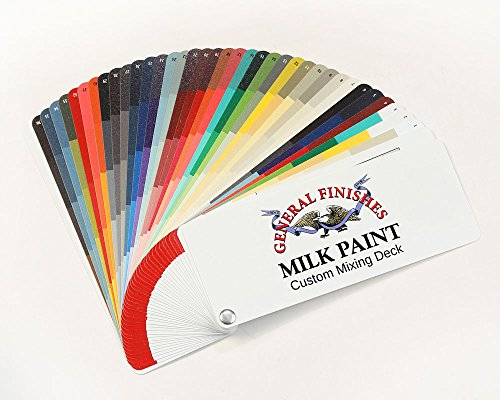 k Paint Fan Deck, Stock Colors Plus Custom Color Formulations ()