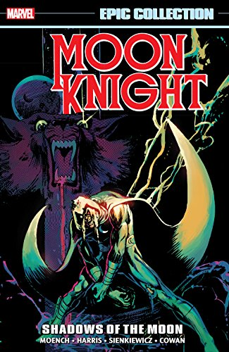 Pilot Knight Collection - Moon Knight Epic Collection: Shadows