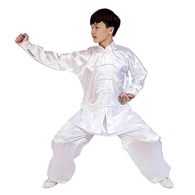 Meijunter Tradicional Chino Tai Chi Wushu Ropa - Unisexo ...