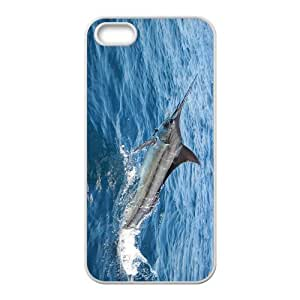MMZ DIY PHONE CASEYellow-bellied Tit Hight Quality Plastic Case for Iphone 5s