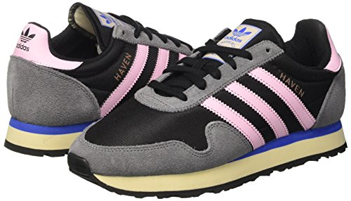 grey Black Multicolore W Chaussures Adidas Femme Running Haven Four wonder core F17 Pink F10 De Y7xxR8q