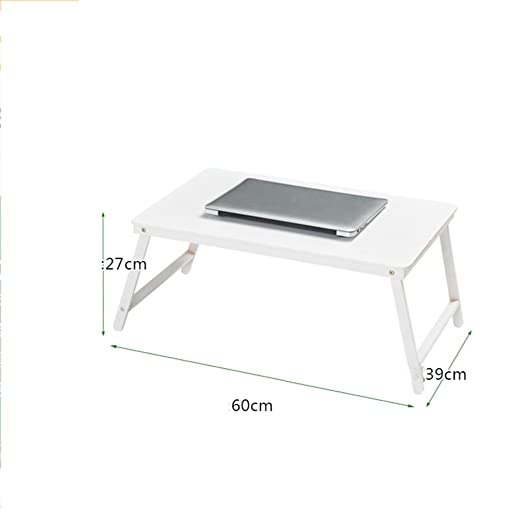 mesa plegable Ajustable Simple Escritorio de la computadora ...