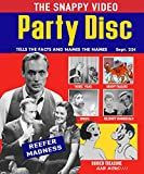 The Snappy Video Party Disc Blu-ray featuring REEFER MADNESS