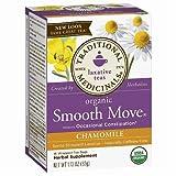 Traditional Medicinals Chamomile Smooth Move 3X 16 Bag