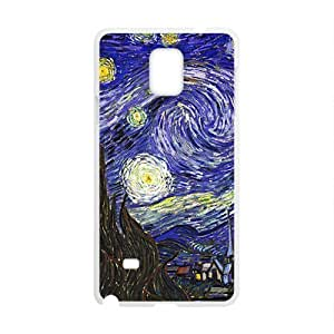 Van gogh starry night paintings Cell Phone Case for Samsung Galaxy Note4