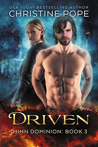 Driven (Djinn Dominion Book 3) (English Edition)