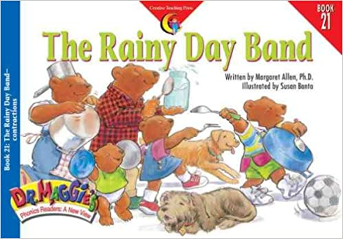 Book The Rainy Day Band (Dr. Maggie's Phonics Readers Series: a New View)