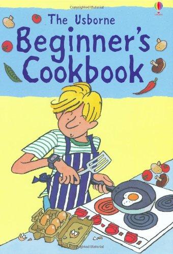 Beginner's Cookbook (Usborne Cookbooks)