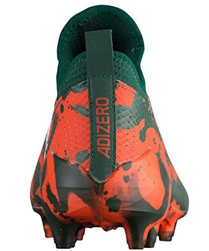 Adidas Adizero 5-stjärna 7,0 Camo Mens Mens Cq0351 Drkgrn, Ftwwht, Corang