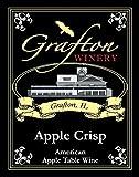NV The Grafton Winery Apple Crisp Wine 750 mL