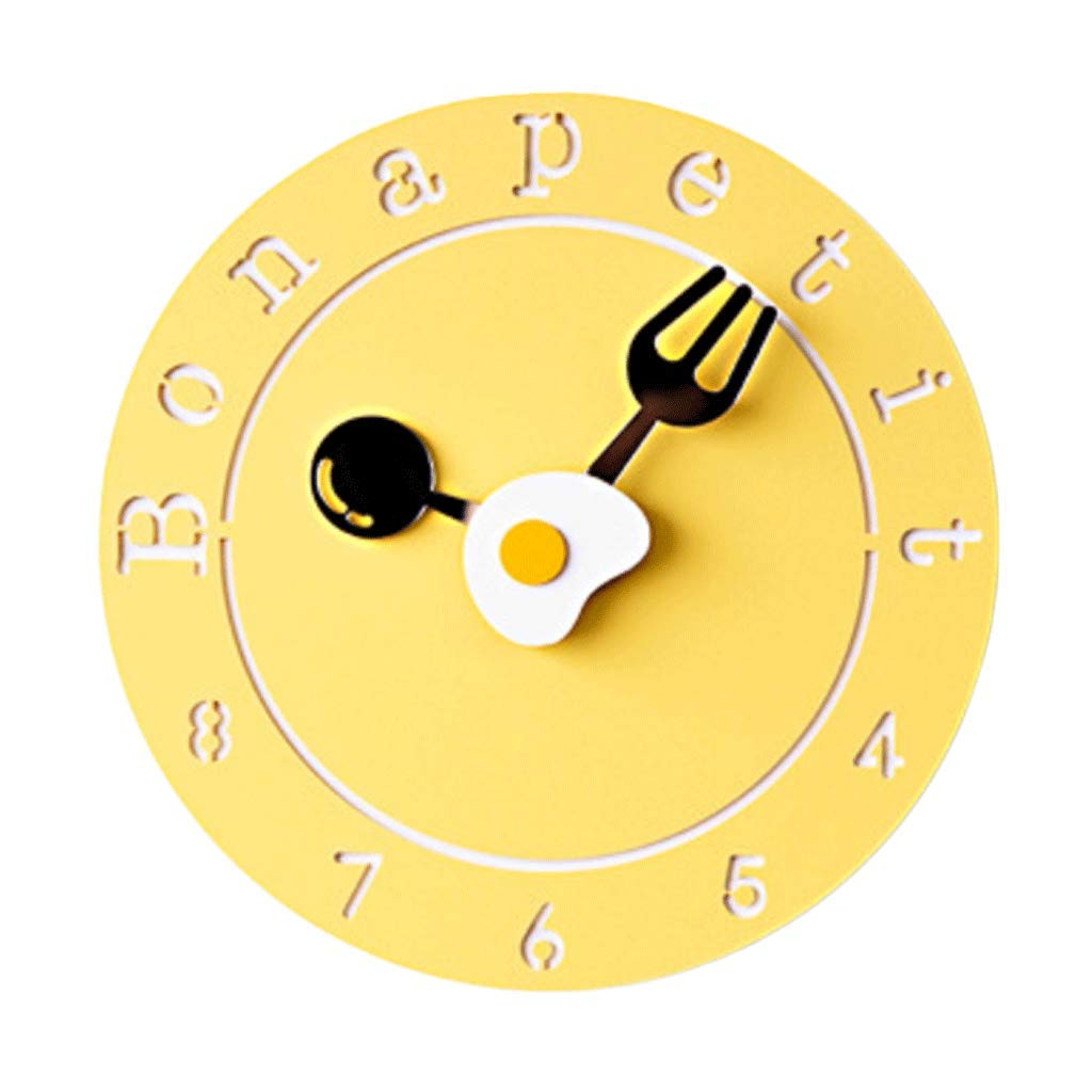 Amazon.com: Crazy ogdre Reloj De Pared Creativo Personalidad ...