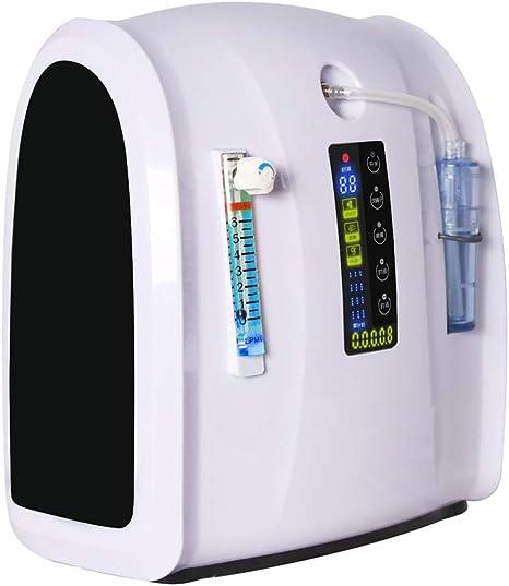 LALEO 6L Médico Electrónico Portátil Concentrador De Oxígeno ...