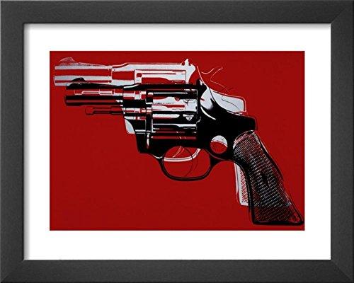 Guns, c.1981-82 Framed Art Print by Andy Warhol 16 x (Andy Warhol Home Revolution)