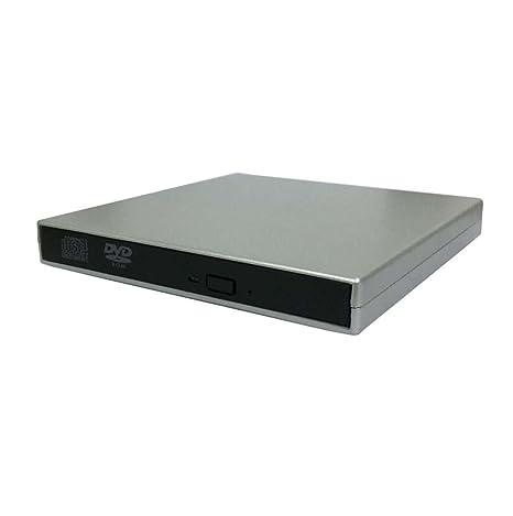 Y56 USB IDE Ordenador Portátil CD DVD RW grabadora Unidad de CD-ROM Externo Caja