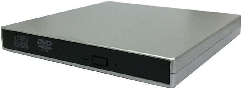 USB IDE Ordenador Portátil CD DVD RW grabadora unidad de CD-ROM externo caja: Amazon.es: Deportes y aire libre