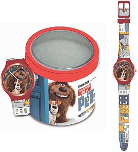 Disney Reloj Analógico-Digital para Niños de Mecánico con Correa en Plástico 504116: Amazon.es: Relojes
