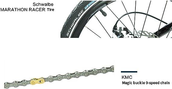 BANGL B Bicicleta Plegable Bicicleta Plegable de Cambio de Velocidad de Coche Plegable Masculino y Femenino 20 Pulgadas 18 velocidades: Amazon.es: Productos para mascotas