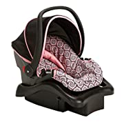 Safety 1st Light 'n Comfy Elite Infant Car Seat, Granada Rose