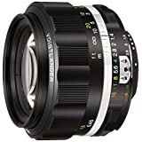 Voightlander single focus lens NOKTON 58mm F1.4 SLIIS Ai-S Black rim for Nikon F mount 231634