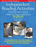 Independent Reading Activities That Keep Kids Learning ... While You Teach Small Groups, Susan Finney, 0439309417