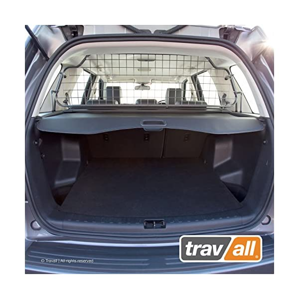 Travall Guard TDG1063 - Vehicle-Specific Dog Guard 5
