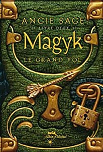 "Afficher ""Magyk n° 2 Le grand vol"""