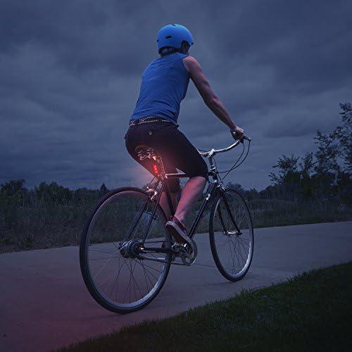 Nite Ize See/'Em LED Mini Spoke Lights Blue 2-Pack Safety Bike Indicators Cycling