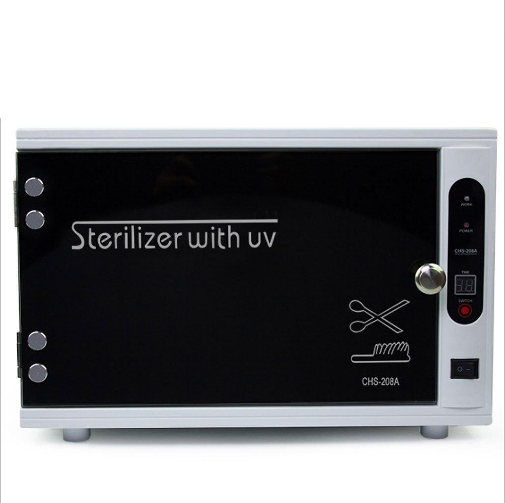 Steriliser UV Germicidal Cabinet, Disinfection Cabinet, Ozone High Temperature Sterilization Box Oli