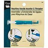 Dritz - Insertor y enhebrador de agujas para máquina, Insertador y roscador, Multicolor, 1, 1, 1