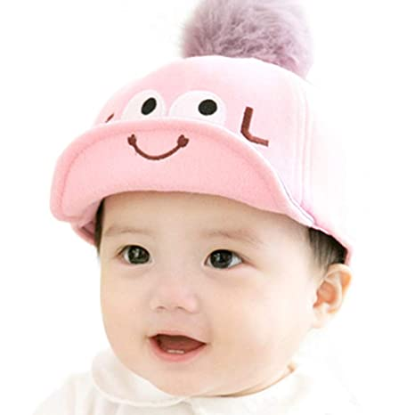 mnoMINI Sombrero de Lana para bebé niño o niña, Gorro de ...