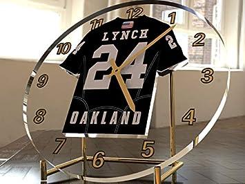 Liga Nacional de fútbol americano NFL AFC WEST Relojes de escritorio - relojes de fútbol americano