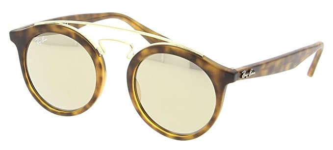f431bd1063 Image Unavailable. Image not available for. Color  Ray Ban RB4256 60925A 46  ...