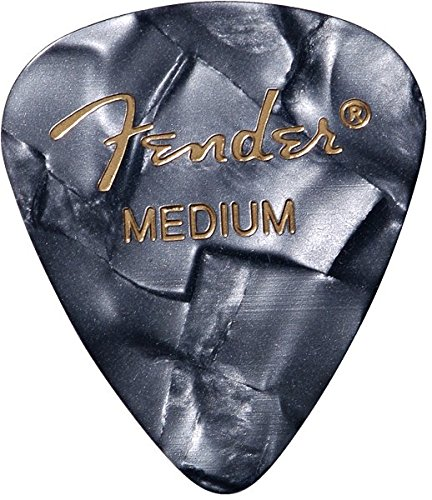 Fender 351 Premium Celluloid Guitar Picks ()