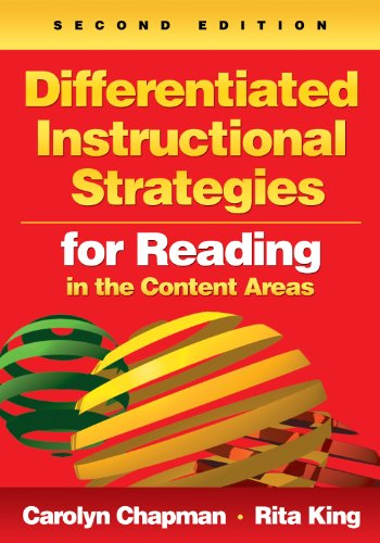 Differentiated Instructional Strategies for Reading in the Content (Content Area Readers)