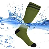 WATERFLY Waterproof Socks Breathable Sweat-absorbing Socks Lightweight