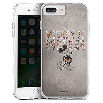 Carcasa BUMPER Case para Apple iPhone 8 Plus, DISNEY MICKEY ...