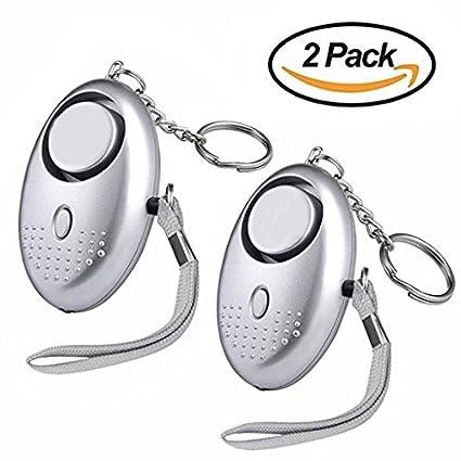 3 unidades Llavero chain-seeyoulife alarma Personal con ...