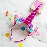 Zeekoo Unicorn Party Supplies Set,Baby Unicorn