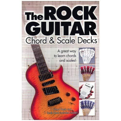 Hal Leonard Rock Guitar Chord and Scale Decks