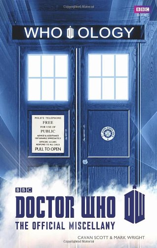 """""""Doctor Who - Who-ology"""" av Cavan Scott"""