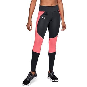 b446615f7ebc8 Under Armour Women's SpeedPocket Run Tights: Amazon.co.uk: Sports ...