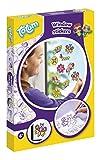 Best Wishes Stickers - Window Stickers - Fensterbilder malen Review