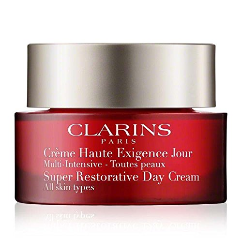 Clarins Super Restorative Day Cream All Skin Types for Unisex - 1.7 Ounce