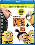 Image of Despicable Me 3 [Blu-ray + DVD + Digital HD] (Sous-titres français)