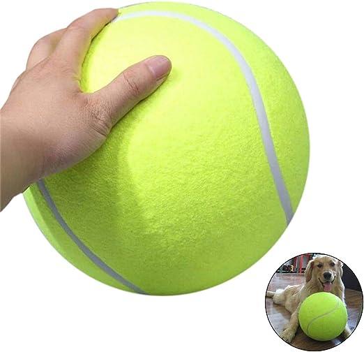 Hihey Pelotas de Juguete para Perros Pelota de Tenis para Mascotas ...