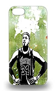 Hot Fashion Design Case Cover For Iphone 5/5s Protective Case NBA Washington Wizards Paul Pierce #34 ( Custom Picture iPhone 6, iPhone 6 PLUS, iPhone 5, iPhone 5S, iPhone 5C, iPhone 4, iPhone 4S,Galaxy S6,Galaxy S5,Galaxy S4,Galaxy S3,Note 3,iPad Mini-Mini 2,iPad Air ) 3D PC Soft Case