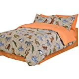 Divatex Zoolicios Microfiber Twin Bed In the Bag