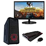 PC Gamer Hardcore Quad Core 8GB RAM 1TB Radeon 8GB Negro