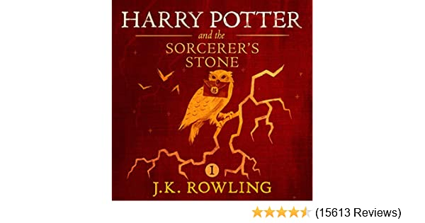 Amazon Com Harry Potter And The Sorcerer S Stone Book 1